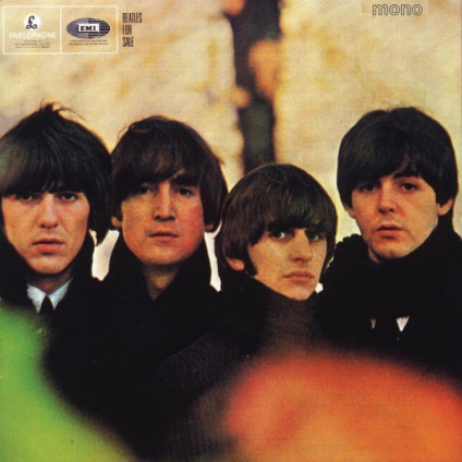 Beatles For Sale - The Beatles - LP