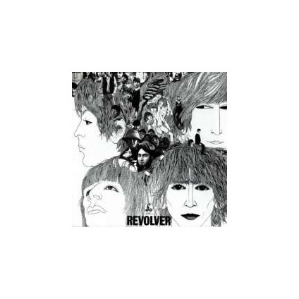 Revolver - The Beatles - LP