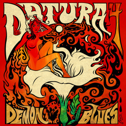 Demon Blues - Datura4 - CD