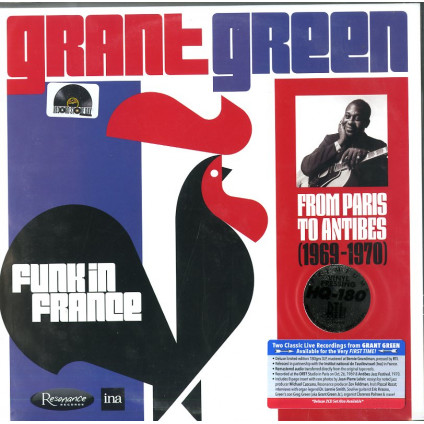 Funk In France From Paris To Antibes 1969-1970 (3 Lp Box Set) (Rsd 2018) - Green Grant - LP