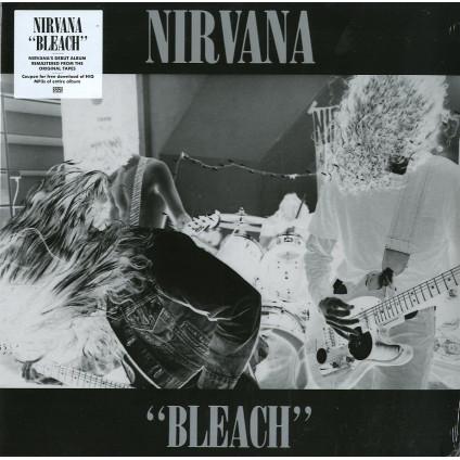 Bleach - Nirvana - LP
