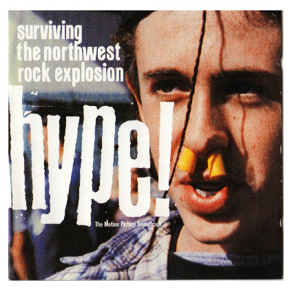 Hype! (The Motion Picture Soundtrack) - Various - CD