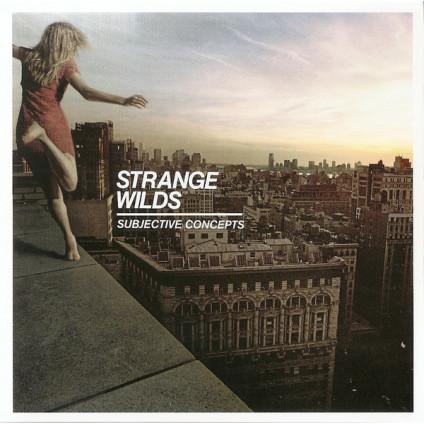 Subjective Concepts - Strange Wilds - CD