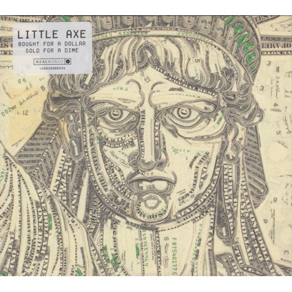 Bought For A Dollar/Sold For A Dime - Little Axe - CD