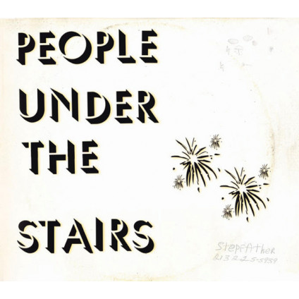 Stepfather - People Under The Stairs - CD