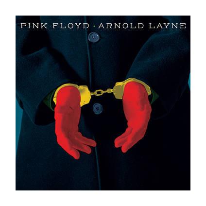 "Arnold Layne - Pink Floyd - 7"""