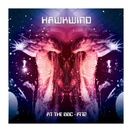 At The BBC - 1972 - Hawkwind - LP