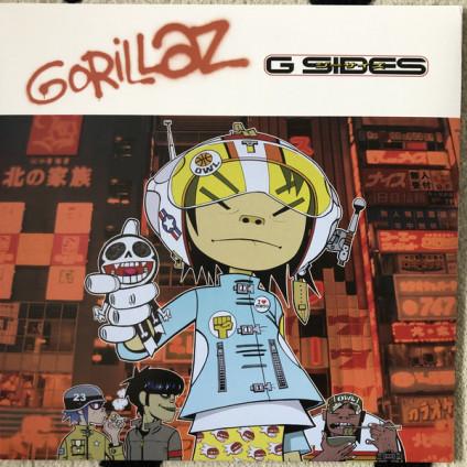 G Sides - Gorillaz - LP
