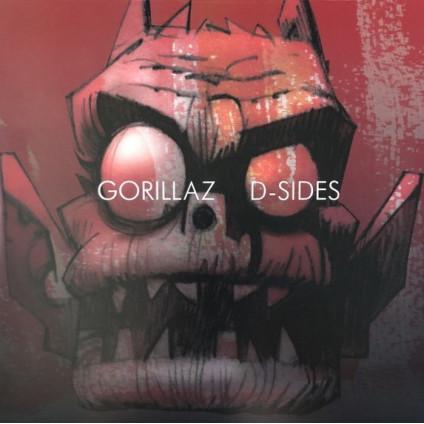 D-Sides - Gorillaz - LP