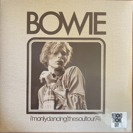I'm Only Dancing (The Soul Tour 74) - Bowie - LP
