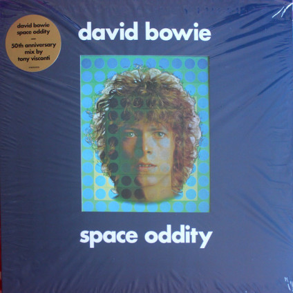 Space Oddity (2019 Mix) - David Bowie - LP