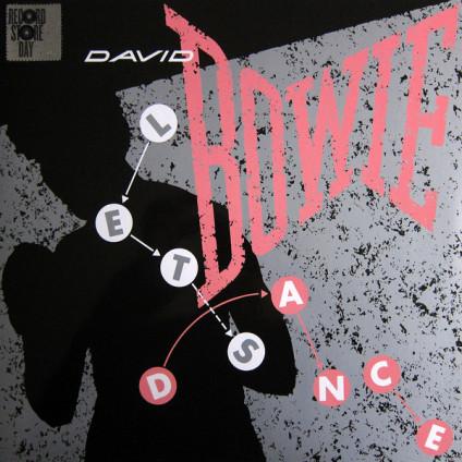 Let's Dance (Demo) - David Bowie - LP
