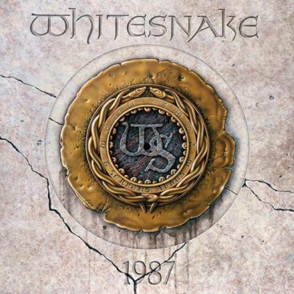1987 - Whitesnake - LP