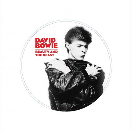 Beauty And The Beast (7'') - Bowie David - LP