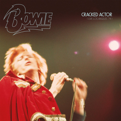 Cracked Actor (Live Los Angeles '74) - Bowie - LP