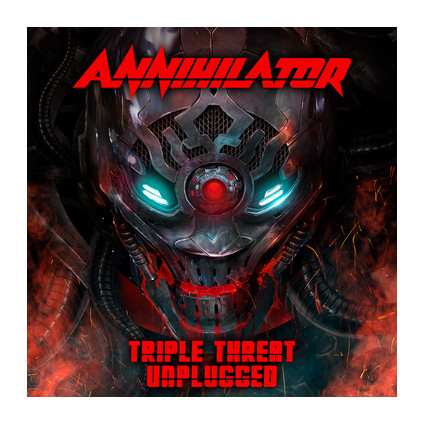 Triple Threat - Annihilator - LP