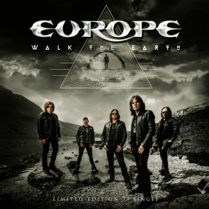 "Walk The Earth - Europe - 7"""