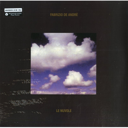 Le Nuvole - Fabrizio De André - LP