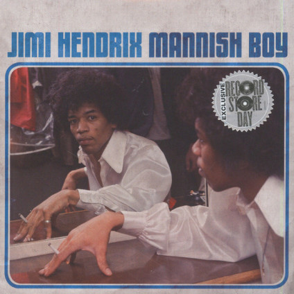 Mannish Boy - Jimi Hendrix - 45