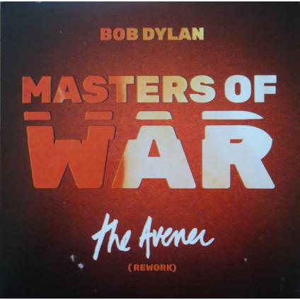 Masters Of War (The Avener Rework) - Bob Dylan - 45