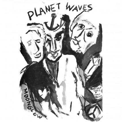 Planet Waves - Bob Dylan - LP