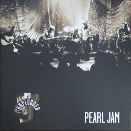 MTV Unplugged - Pearl Jam - LP