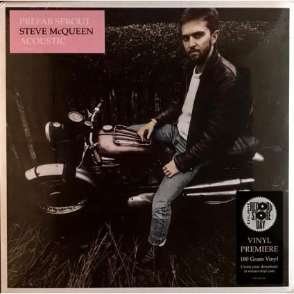 Steve McQueen Acoustic - Prefab Sprout - LP
