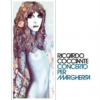 Concerto Per Margherita (Rsd 2019) (Vinile Blu) - Cocciante Riccardo - LP