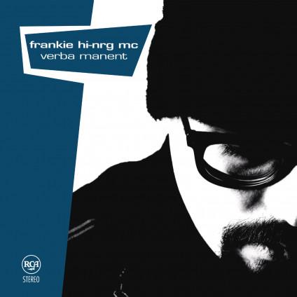 Verba Manent (Rsd 2019) (Vinile Blu) - Frankie Hi-Nrg Mc - LP