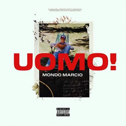 UOMO! - Mondo Marcio - LP