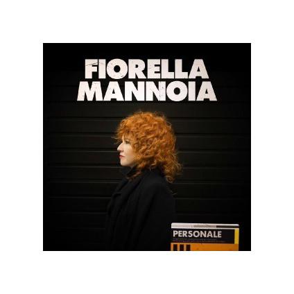 Personale - Mannoia Fiorella - CD