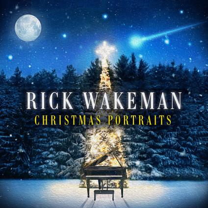 Christmas Portraits - Wakeman Rick - LP