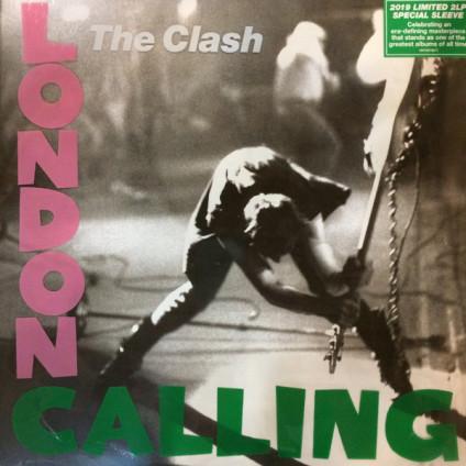 London Calling - The Clash - LP