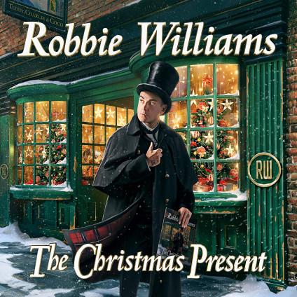 The Christmas Present (Deluxe Edt. 2 Cd Con + 4 Track E Libretto 36 Pagine - Williams Robbie - CD