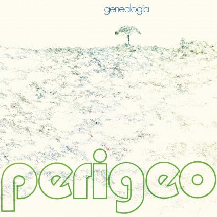 Genealogia (Vinile Bianco Limited Edt.) - Perigeo - LP