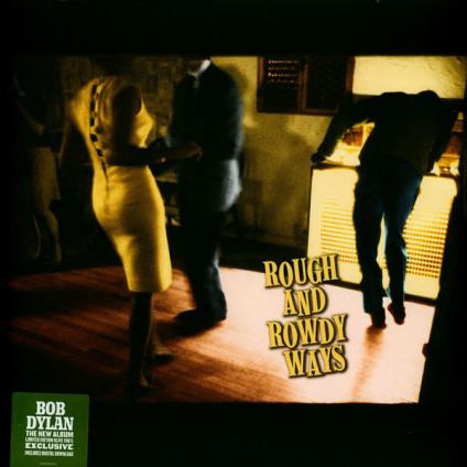 Rough And Rowdy Ways - Bob Dylan - LP