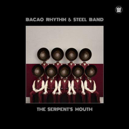 The Serpent's Mouth - The Bacao Rhythm & Steel Band - LP