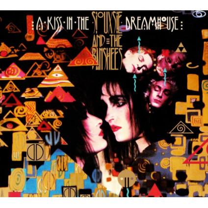 A Kiss In The Dreamhouse - Siouxsie And The Banshees - CD