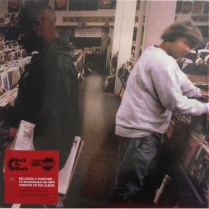 Endtroducing... - DJ Shadow - LP