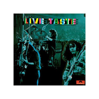 Live Taste - Taste - LP