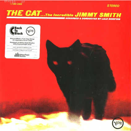 The Cat (180 Gr.) - Smith Jimmy - LP