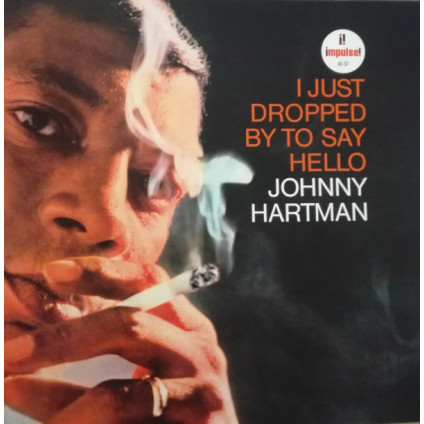 I Just Dropped By To Say Hello - Johnny Hartman - LP