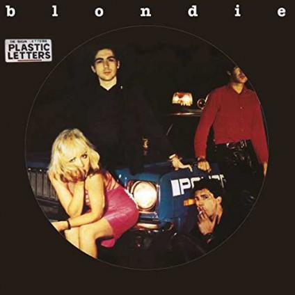 Plastic Letters - Blondie - LP