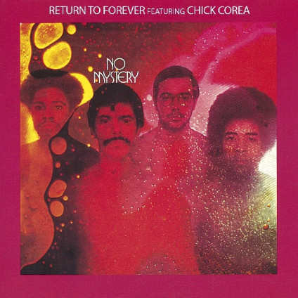 No Mystery - Return To Forever( Feat. Chick Corea) - CD
