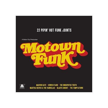 Motown Funk - Various - LP