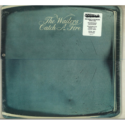Catch A Fire - The Wailers - LP