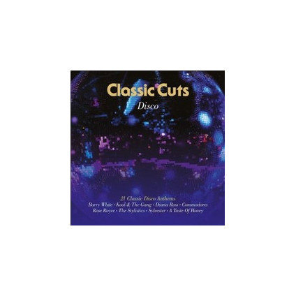 Classic Cuts Disco - Various - LP
