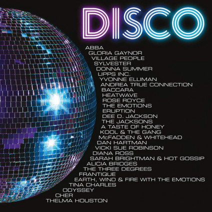 Disco - Various - LP