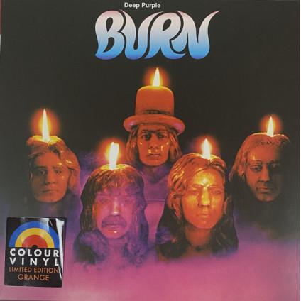 Burn - Deep Purple - LP