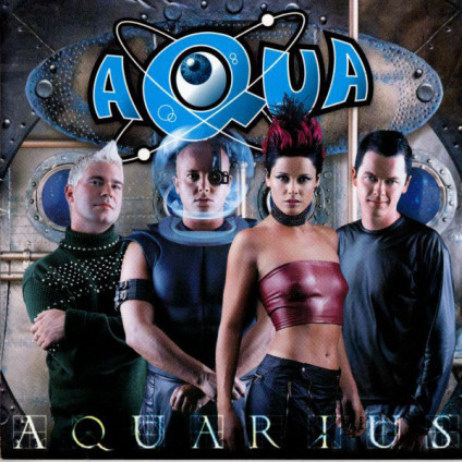 Aquarius - Aqua - CD